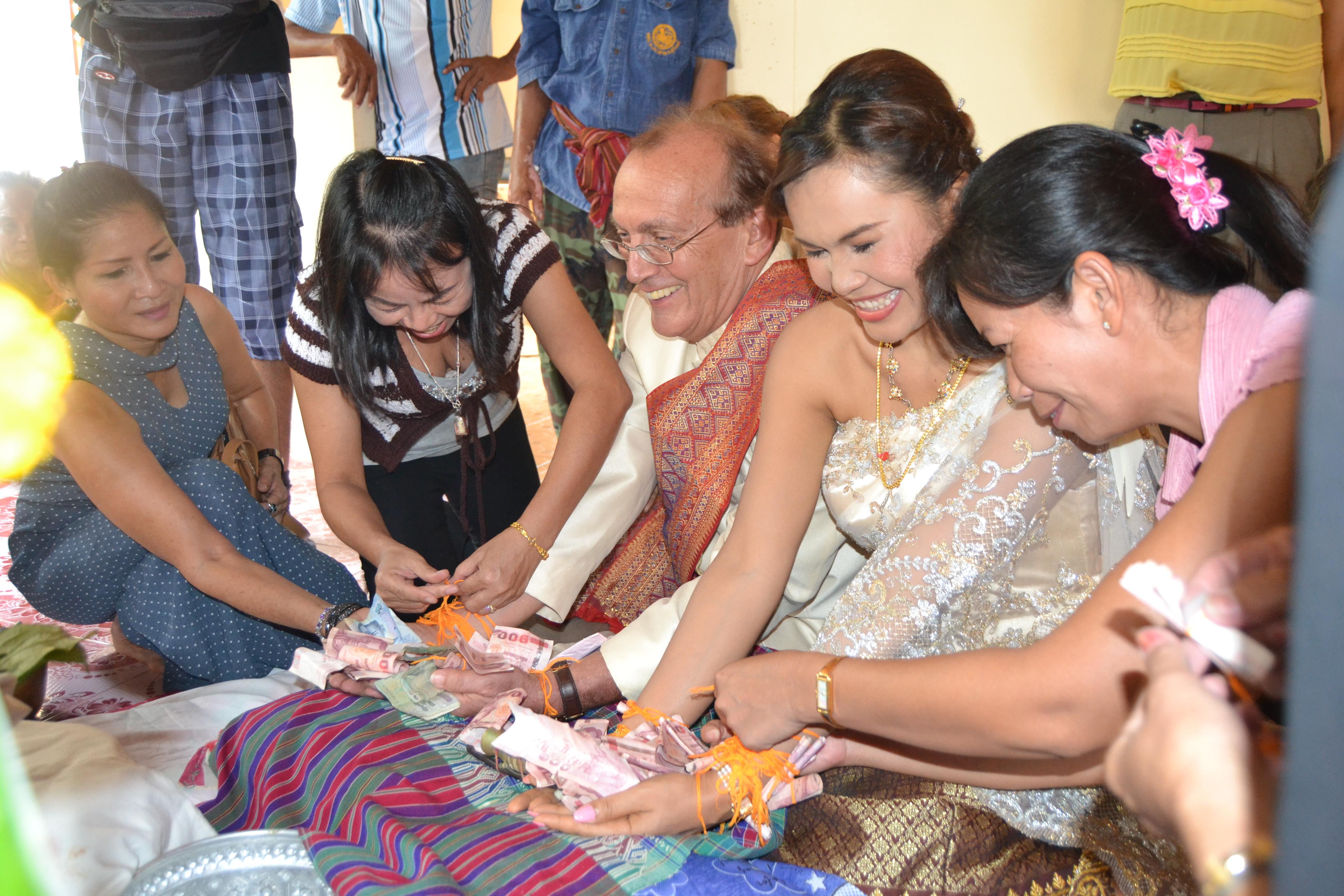 Thailändische Damen für die Ehe