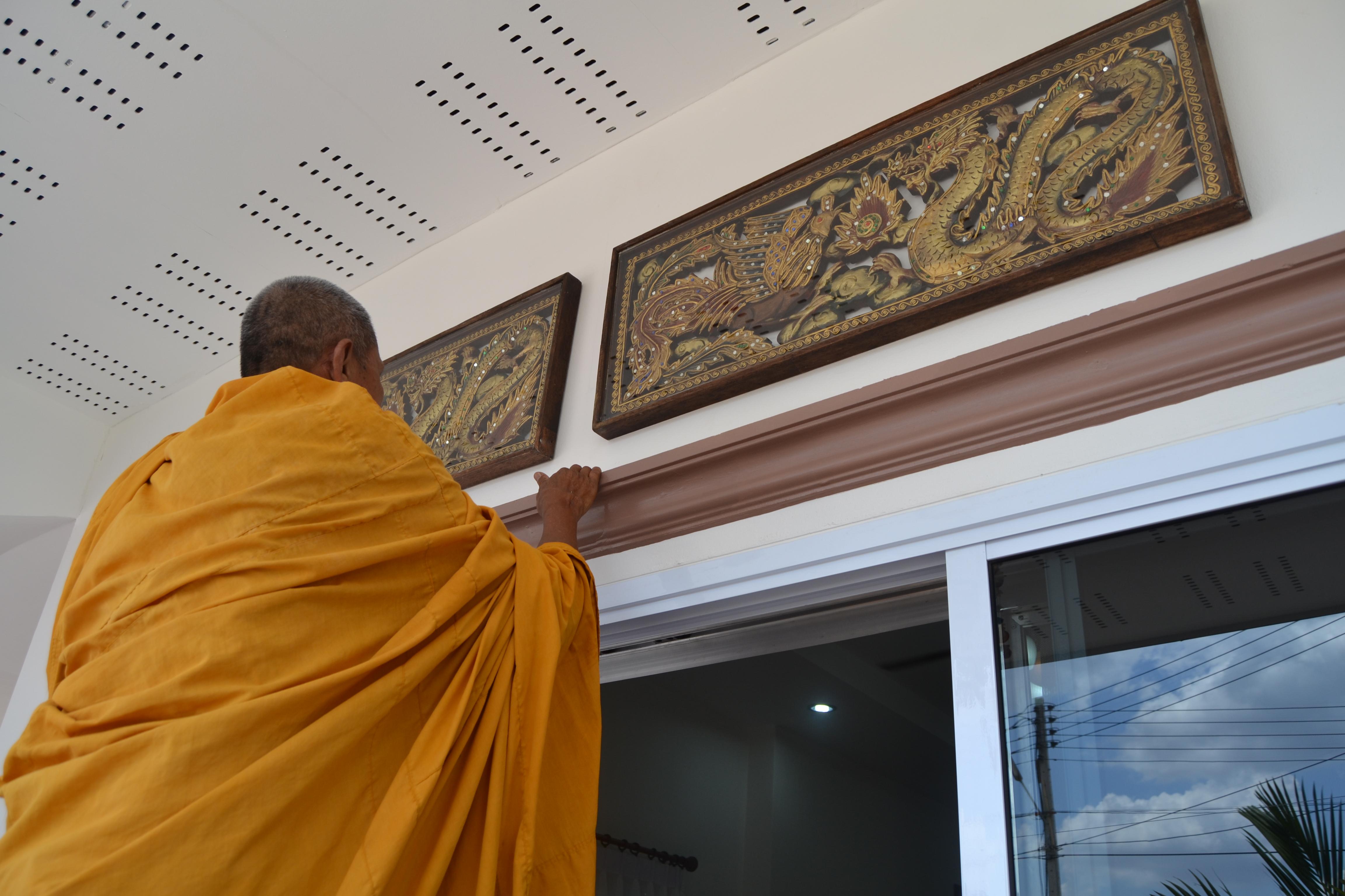 Hauseinweihung in Thailand | ursusemigrantus